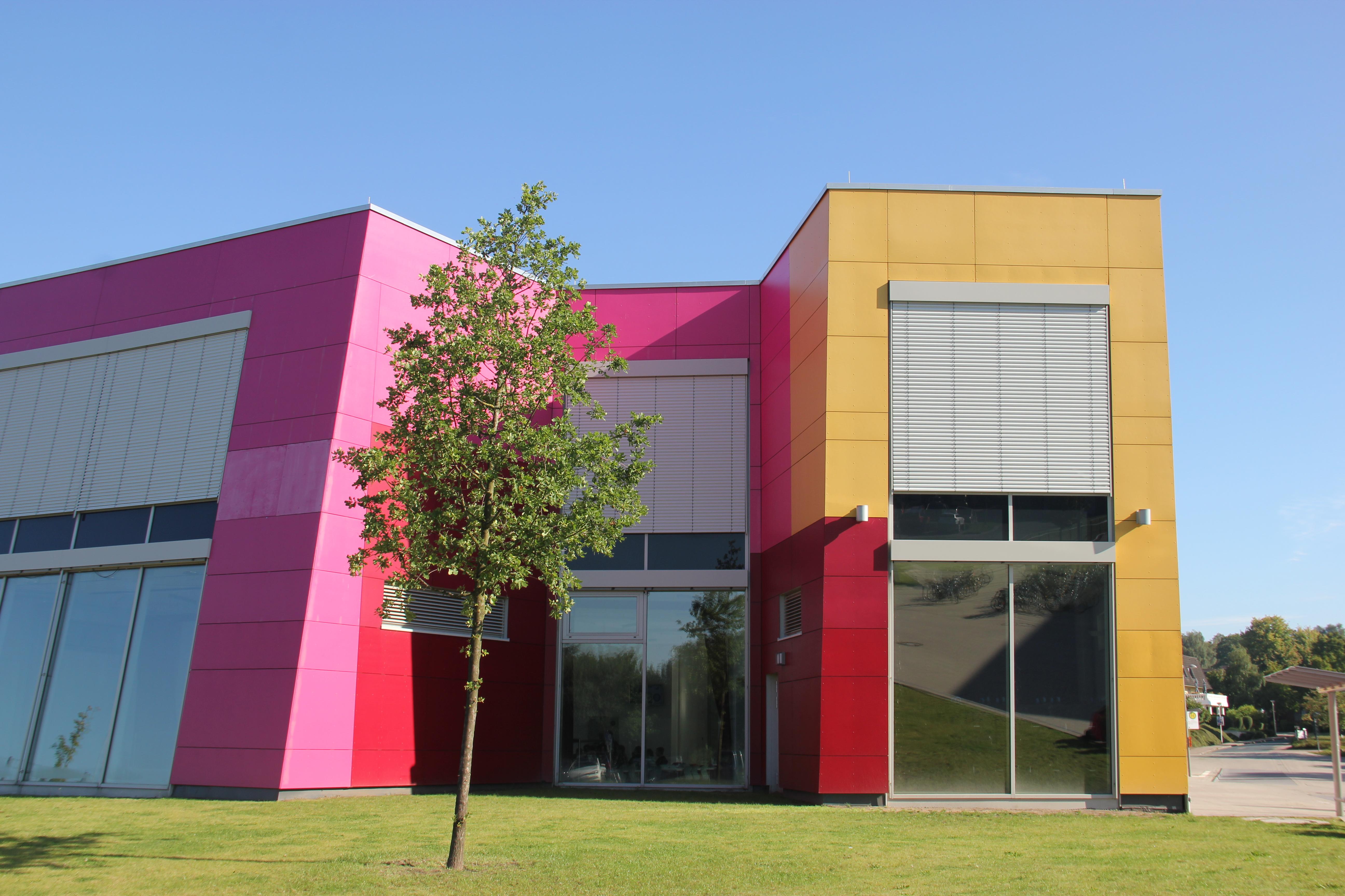 Medienhaus im Campus